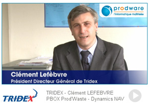 Témoignage Client : Tridex
